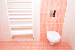 Interior bathroom Royalty Free Stock Photo