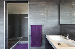 interior, bathroom Stock Images