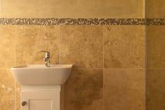 Interior - bathroom Royalty Free Stock Photos