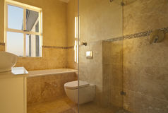 Interior - bathroom royalty free stock photography