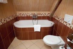 Interior of bathroom Royalty Free Stock Photos