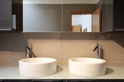interior, bathroom Royalty Free Stock Photography