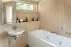 Interior, bathroom Stock Photos