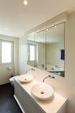 Interior, bathroom Royalty Free Stock Photo