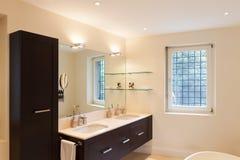 Interior, bathroom Royalty Free Stock Image