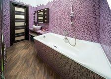 Interior of bathroom Stock Image