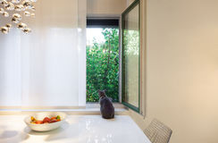 Interior, beautiful apartment Stock Image