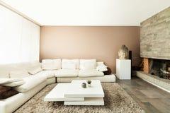 Interior, beautiful apartment Royalty Free Stock Photos