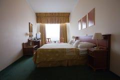 Interior of bedroom Stock Photos