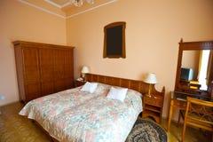 Interior of  bedroom Stock Image