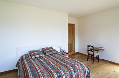 Interior, bedroom Stock Image