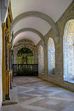 The interior of Beja Regional Museum Royalty Free Stock Images