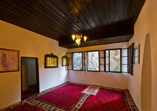 Interior of Blagaj dervish house - Bosnia and Herzegovina Royalty Free Stock Photos