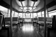 Interior of a boat Royalty Free Stock Photo