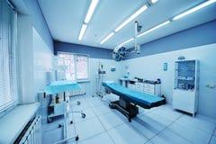 Interior bonito de um funcionamento cirúrgico Imagens de Stock