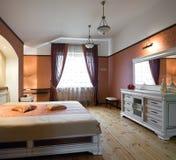 Interior bonito do quarto Fotos de Stock