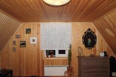 Interior bonito do sótão Fotografia de Stock