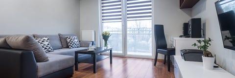 Interior bonito e funcional Foto de Stock