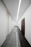 Interior brandnew branco do escritório Foto de Stock Royalty Free