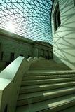 Interior of British Museum Royalty Free Stock Photos