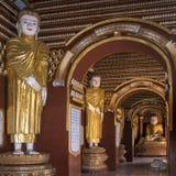 Thambuddhei Paya - Monywa - Myanmar (Burma) stock photos
