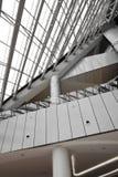 Interior building structure design Stock Photos