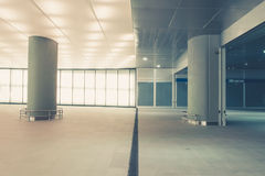 Interior of a business building. An Interior of a business building Stock Photo