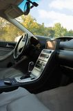 Interior of business car Stock Image