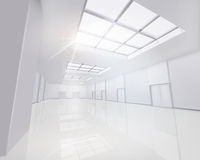 Interior Business Center Royalty Free Stock Photo