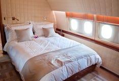 Interior of Business Jet