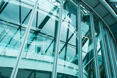 Interior in Business Office building, London Stock Photography