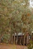 Interior cabaña Imagen de archivo libre de regalías