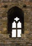 The Interior of Caernarfon Castle stock images