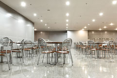 Interior of cafe Royalty Free Stock Image