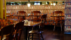 The interior of the cafe Royalty Free Stock Photography