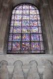 Interior of Canterbury Cathedral, England. UNESCO World Heritage Site Stock Photos