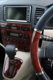 Interior of a car Royalty Free Stock Photo