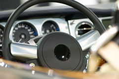 Interior of car Royalty Free Stock Photography