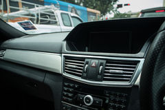 Interior car Royalty Free Stock Photos
