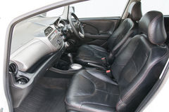 Interior of a car. Royalty Free Stock Images