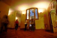Interior of Casa Batllo-Antoni Gaudi Royalty Free Stock Photography