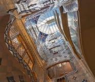 Interior of Casa Batllo- Spain Stock Photography