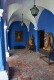 Interior of Casa del Moral Stock Photos
