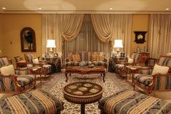 Interior casero Foto de archivo libre de regalías