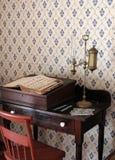 Interior casero. Foto de archivo