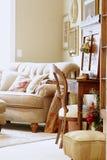 Interior casero Foto de archivo
