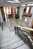 Interior casero de lujo Imagenes de archivo