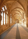 Interior of the cathedral Royalty Free Stock Images