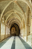 Interior of Cathedral in Burgos, Spain Stock Photos