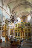 Interior Of Cathedral Of Holy Spirit In Minsk - Stock Images